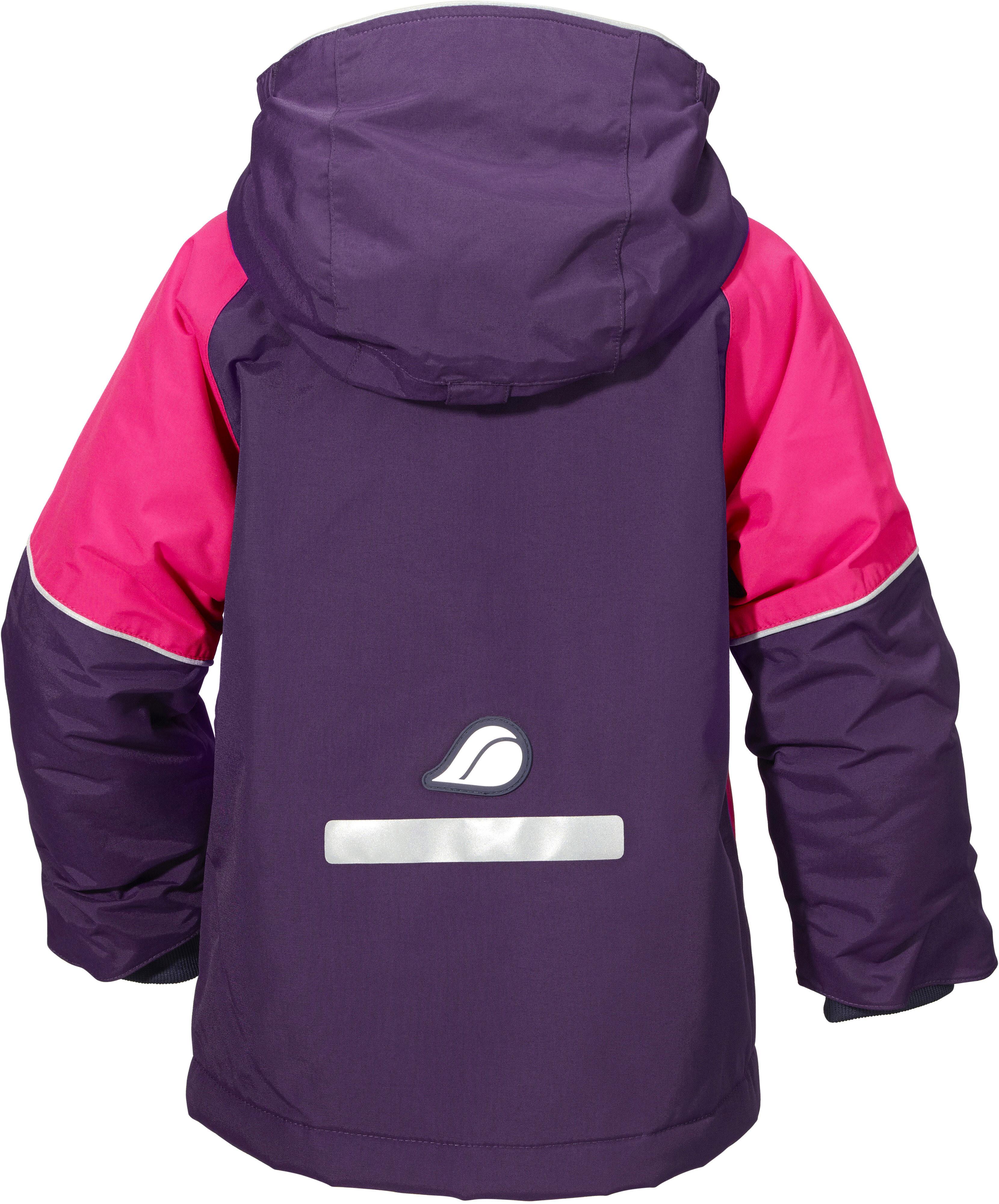 490685e3 Didriksons 1913 Ese Jakke Børn pink/violet | Find outdoortøj, sko ...
